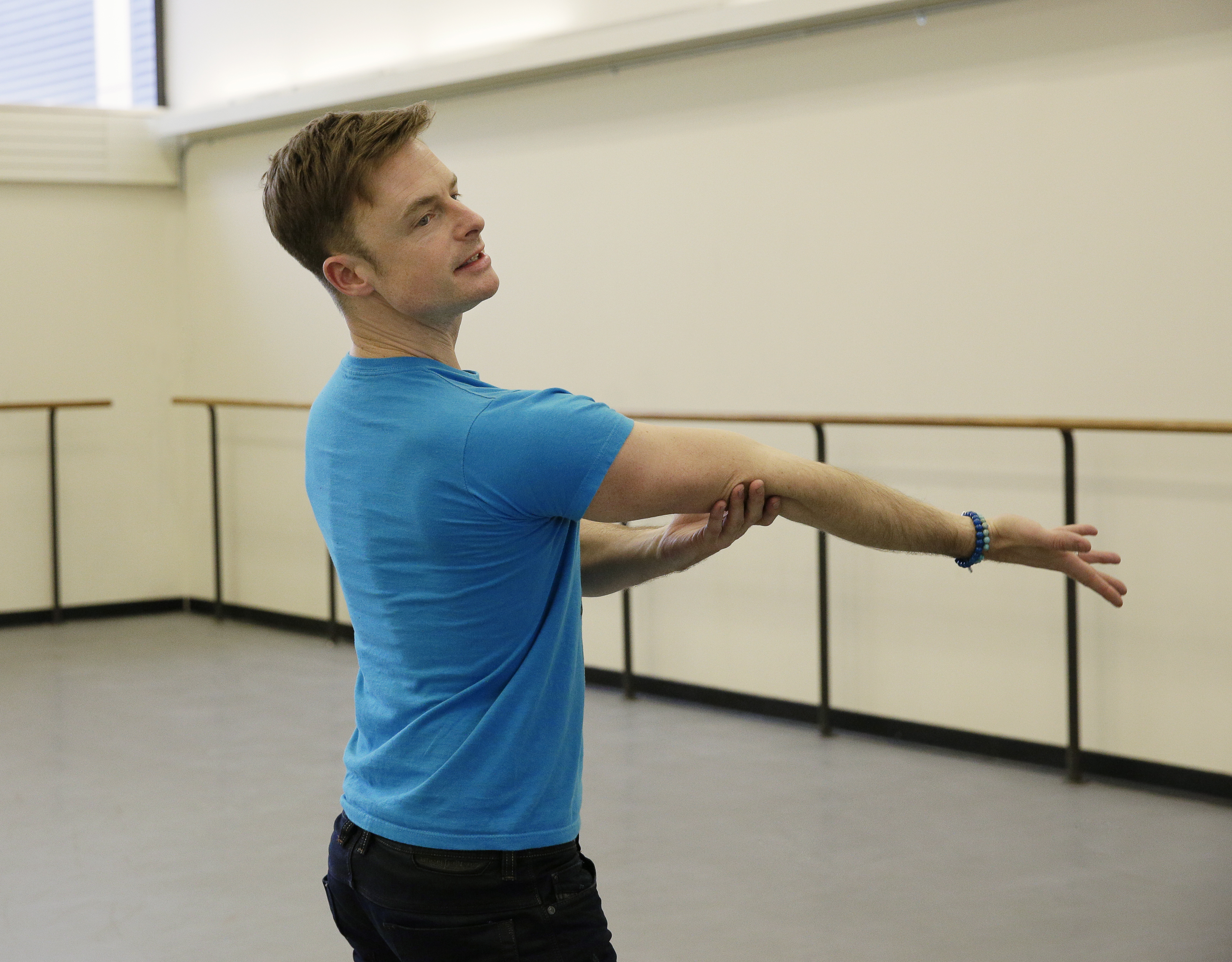 Christopher Wheeldon, san francisco ballet, an american in paris, choreographer, new york city ballet, the royal ballet, bolshoi ballet, miami city ballet, polyphonia, tony award, tony award for best choreography, rebecca king ferraro, michael sean breeden, conversations on dance, the conversations on dance podcast, dance podcast, ballet podcast, chris wheeldon, broadway, broadway and ballet,