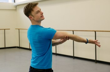 Christopher Wheeldon- Conversations on Dance