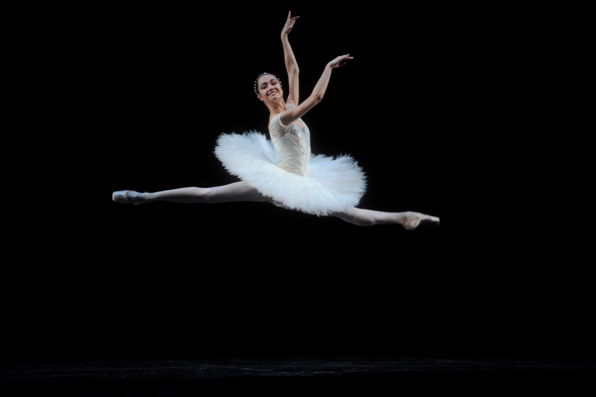 (95) Mathilde Froustey, Principal Dancer with San Francisco Ballet