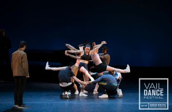 Vail Dance Festival -  Conversations on Dance- Erin Baiano