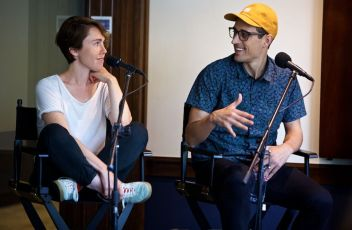 Justin Peck and Caroline Shaw - Conversations on Dance