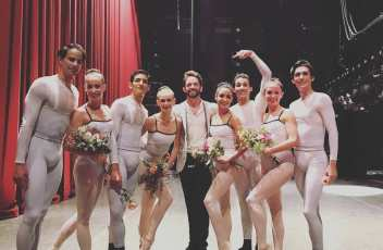 Michael Sean Breeden, with Ballet Arizona dancers - Conversations on Dance Podcast