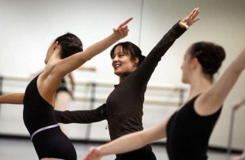Jodie Gates - USC Glorya Kaufman School of Dance - Christine Cotter / Los Angeles Times