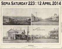 Sepia Saturday 223 12th April 2014