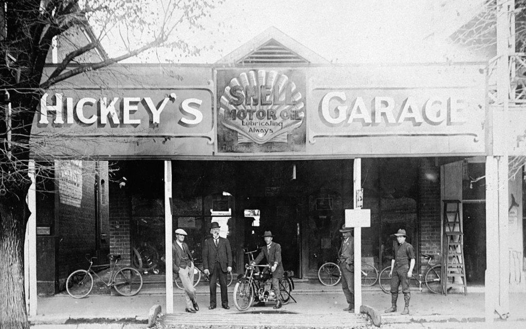 Hickey's Garage