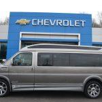 2018 Chevy Express 4x4 9 Passenger Explorer Limited X Se Vc Mike Castrucci Conversion Van Land