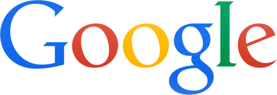 Typography tips for better web design and sales: The 2013 iteration of Google's serif logo.