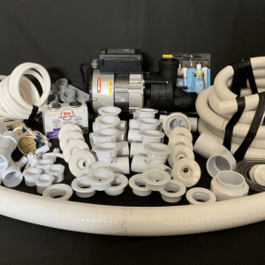 8 Jet Whirlpool Kit