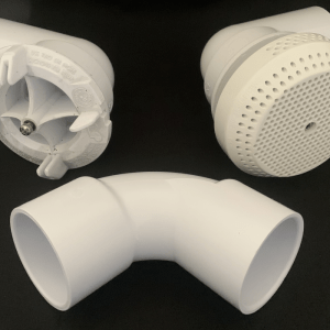 Whirlpool Suction Parts