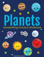 Solar System Handwriting Packet