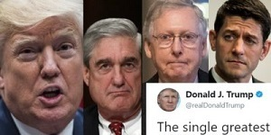 Trump begging
