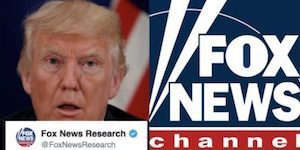Even Fox can't abide Trump's latest lie