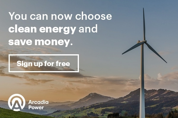 You can now choose clean energy and save money