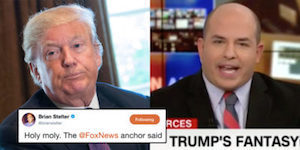 CNN host exposes Trump for distorting Fox News quote in disgusting fashion [WATCH]