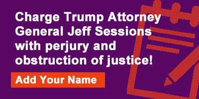 Charge Jeff Sessions