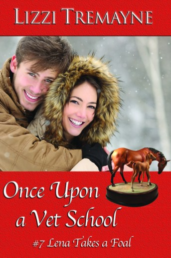 Once Upon a Vet School #7: Lena Takes a Foal new release