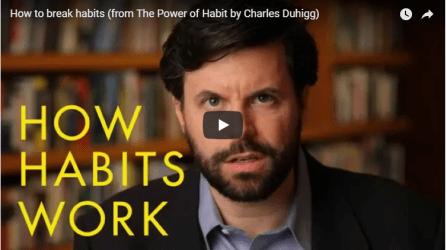 Charles Duhigg explains how habits work