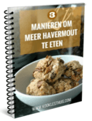 Havermout cover