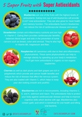 5 super fruits with super antioxidants %282%29