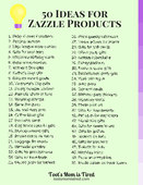 Pixelated ideas for zazzle products