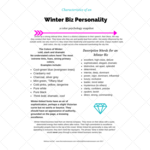 Copy of winter 2 snapshot worksheet