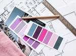 Bigstock interior designers working tab 101169452