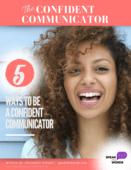 The confident communicator e book cover