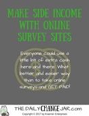 Survey sites title page