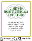 12 steps to financial freedom title