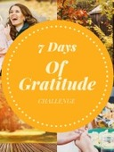 7 days of gratitude challenge convertkit
