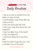 Desperate mamas daily routine %28pin 1%29