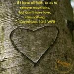 I corinthians 13 2