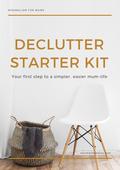 Declutter starter kit 2019