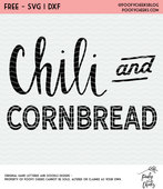 Chili cornbread