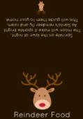 Reindeer food sm