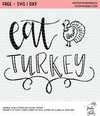 Eat turkey2