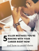 Killer mistakes cover small
