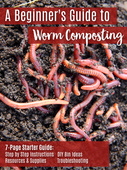 Vermicomposting cover