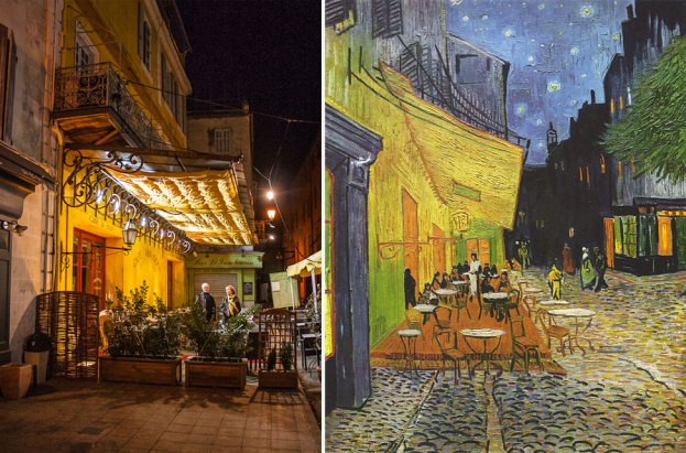 Image result for Café Terrace Of Night