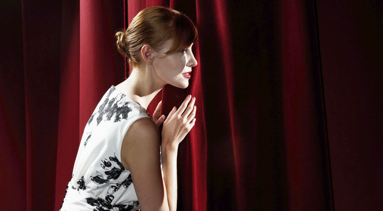 How to eliminate stage fright
