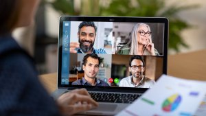 How to rock virtual meetings