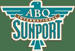 ALBUQUERQUE INTERNATIONAL SUNPORT logo