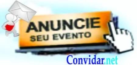 Cadastro de Eventos e Convites Online