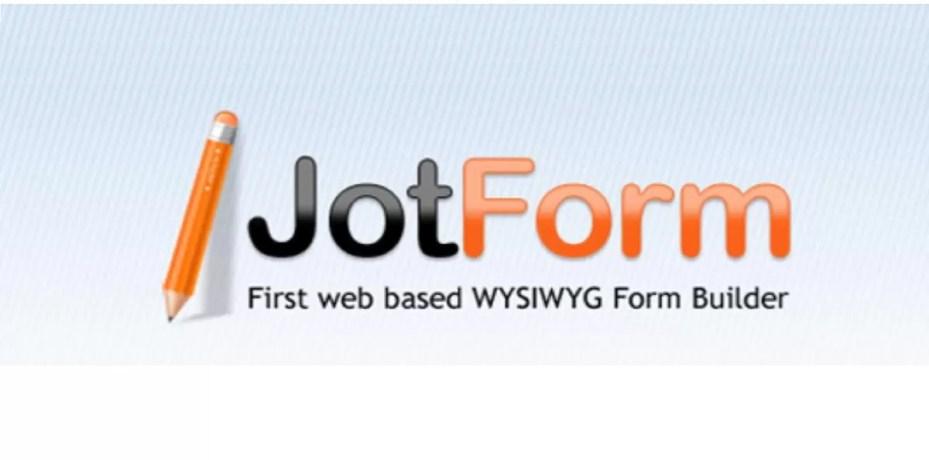 JotForm - Crie um Formulário Online Gratuitamente