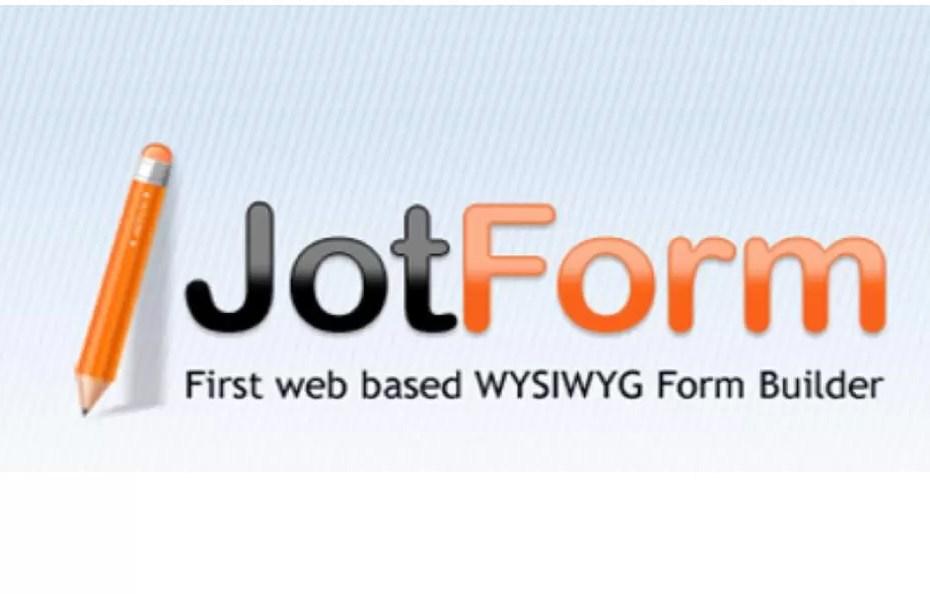 Jotform formulário online grátis