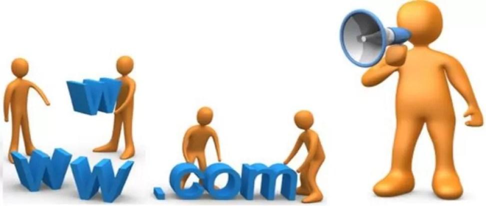 Como fazer propaganda de vendas na internet - No site