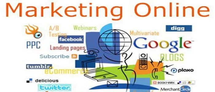 Marketing online alavancando vendas em cada rede social da web