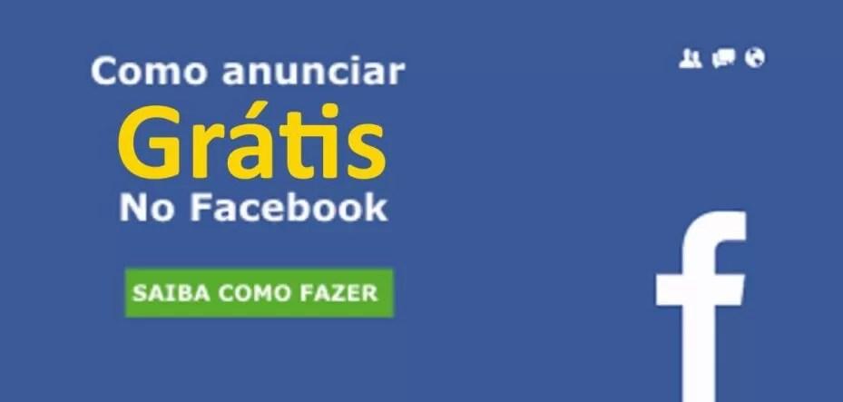 Como anunciar grátis no Facebook como fazer