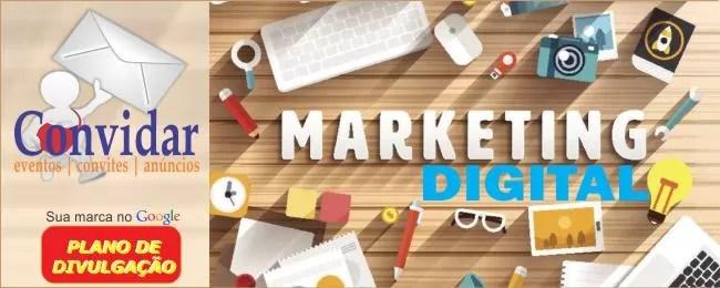 Plano de divulgação | Serviços de Marketing na internet