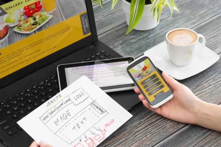 Site de Pequena Empresa vs Página de Negócios do Facebook qual escolher 1